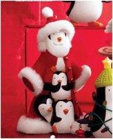 Hallmark Tip Top Santa 2007 Keepsake Ornament Qxt8327