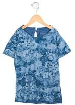 Stella McCartney Girls' Floral Print T-Shirt