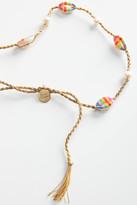 Venessa Arizaga Moonlight Beach Rainbow Shell Necklace