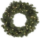 Martha Stewart Living Downswept Douglas Fir Wreath