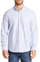 Wesc Oden Cotton Button-Down Shirt