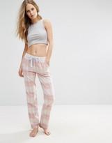 Undiz Piziz Juniz Checked Pajama Pant
