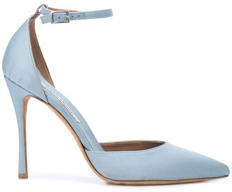 Tabitha Simmons Pointed Pumps