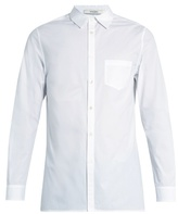 ADAM by Adam Lippes Slim-fit cotton shirt