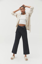 Urban Renewal Vintage Remnants Tie-Front Denim Pant