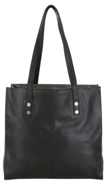 Hadaki Genuine Leather Cafe Du Monde Tote