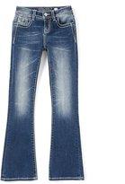 Miss Me Girls Big Girls 7-16 Embellished Pocket Flare Jeans