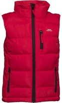 Trespass Boys Taske Padded Gilet Vest Red