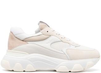 Hogan Hyperactive panelled sneakers