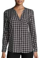 Soft Joie Dane Plaid Button Down Shirt