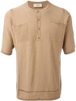 Maison Flaneur - Henry T-shirt - men - Cotton - 48