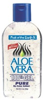up & up Aloe Vera Gel - 2oz Fruit of the Earth