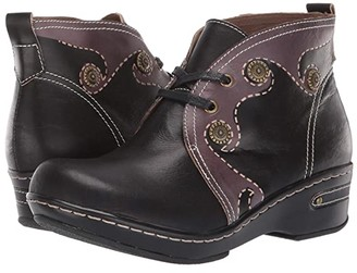 Spring Step L'Artiste by Cookie (Black) Women's Shoes