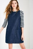 Jack Wills Keighly Denim Shift Dress