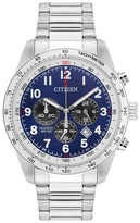 Citizen Bracelet Stainless Steel Chronograph Watch An8160-52l