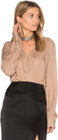 L'Agence Rita Blouse in Pink. - size L (also in )