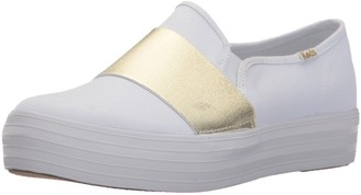 Keds Women's Triple Bandeau Canvas Sneaker