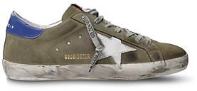 Golden Goose Unisex Superstar Lace Up Sneakers