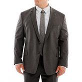 Jf J.Ferrar JF Stretch Gabardine Suit Jacket-Big & Tall