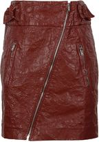 Isabel Marant Burnt Red breezy Skirt