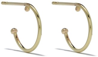 Wouters & Hendrix Gold 18kt Gold Small Hoop Earrings