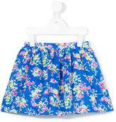 Ralph Lauren floral print skirt - kids - Polyester - 2 yrs