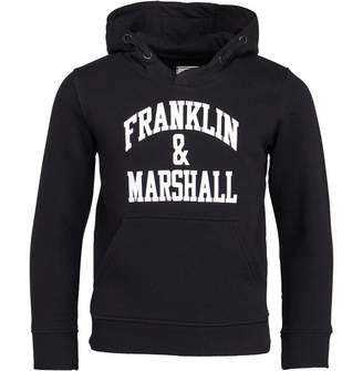 Franklin & Marshall Infant Boys Hoodie Black