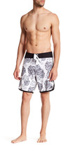 Ezekiel White Noise Board Short
