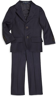 Ralph Lauren Little Boy's 2-Piece Wool Suit