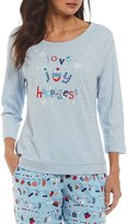 Sleep Sense Love, Joy & Happiness Mittens Sleep Top