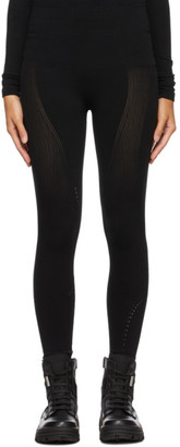 MONCLER GENIUS 6 Moncler 1017 Alyx 9SM Black ECONYL Ribbed Leggings