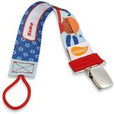 ulubuluTM Personalized Pacifier Clip in Tool Time