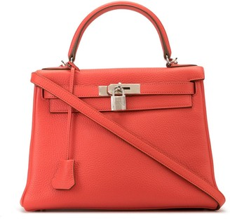 Hermes Pre-Owned Kelly 28 2way bag