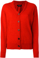 Isabel Marant knitted cardigan - women - Cotton/Wool/Yak - 36