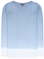 Loro Piana Barchetta Ventotene Silk And Cotton Sweater