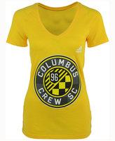 adidas Women's Columbus Crew SC Pearlized Pattern T-Shirt