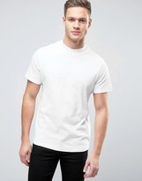 Selected High Neck Tee