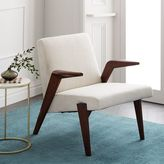 west elm Gisele Mid-Century Show Wood Chair