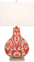 Port 68 Greystone Table Lamp, Coral