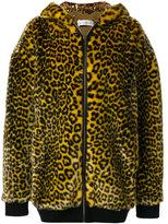 Faith Connexion - leopard print coat