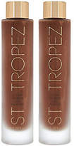 St. Tropez Self Tan Hydrating Luxe Dry Oil Duo