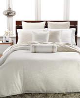 Hotel Collection Woven Texture Full/Queen Comforter