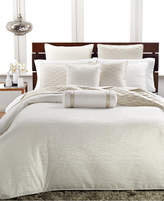 Hotel Collection Woven Texture Full/Queen Duvet Cover Bedding