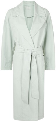 Lee Mathews Kei trench coat