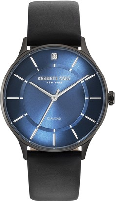 Kenneth Cole NY Men's Blue Dial Watch