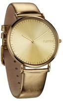 RumbaTime Women's SoHo Metallic Watch - Gold