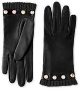 Gucci Studded leather glove