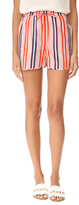 Diane von Furstenberg Beach Shorts