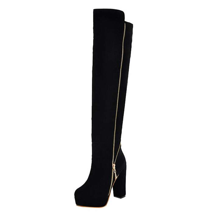 590b4501c6f0 Knee Boot E Fit - ShopStyle Canada