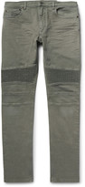 Belstaff - Eastham Slim-fit Denim Biker Jeans